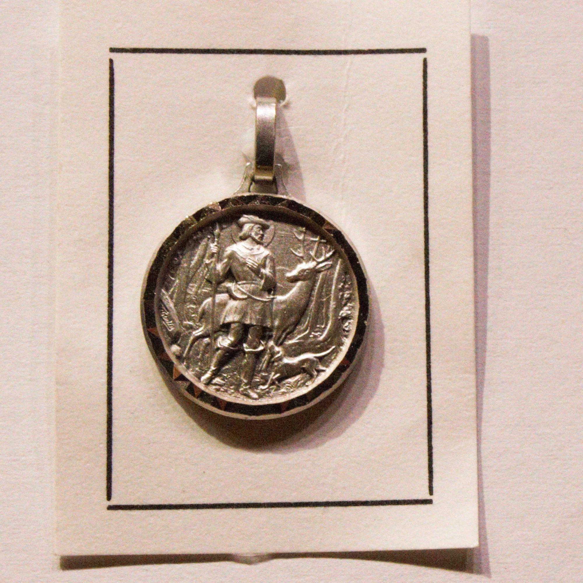 médaille saint hubert
